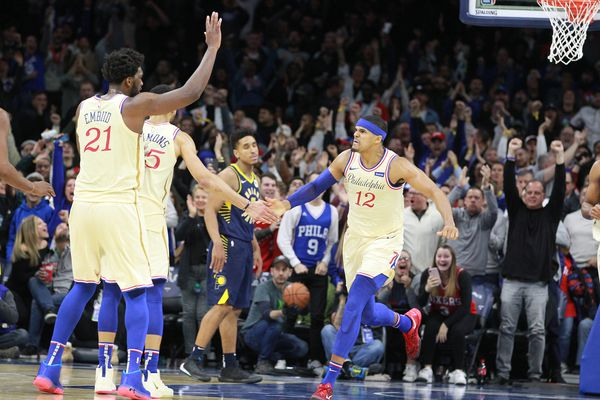 Despite 14-6 record, Sixers know they haven't played their best basketball yet