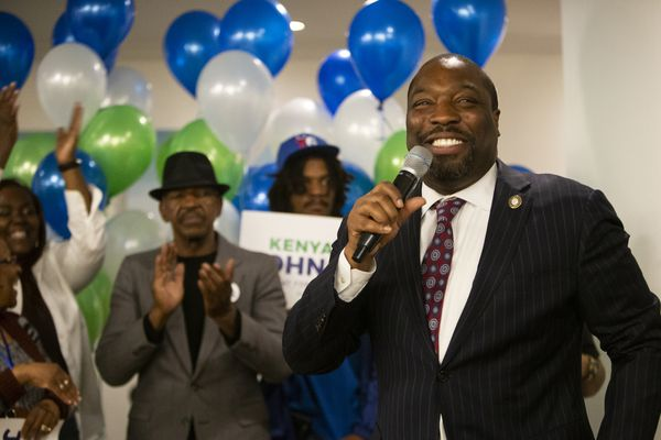 In a changing district, Councilman Kenyatta Johnson easily wins Democratic nomination
