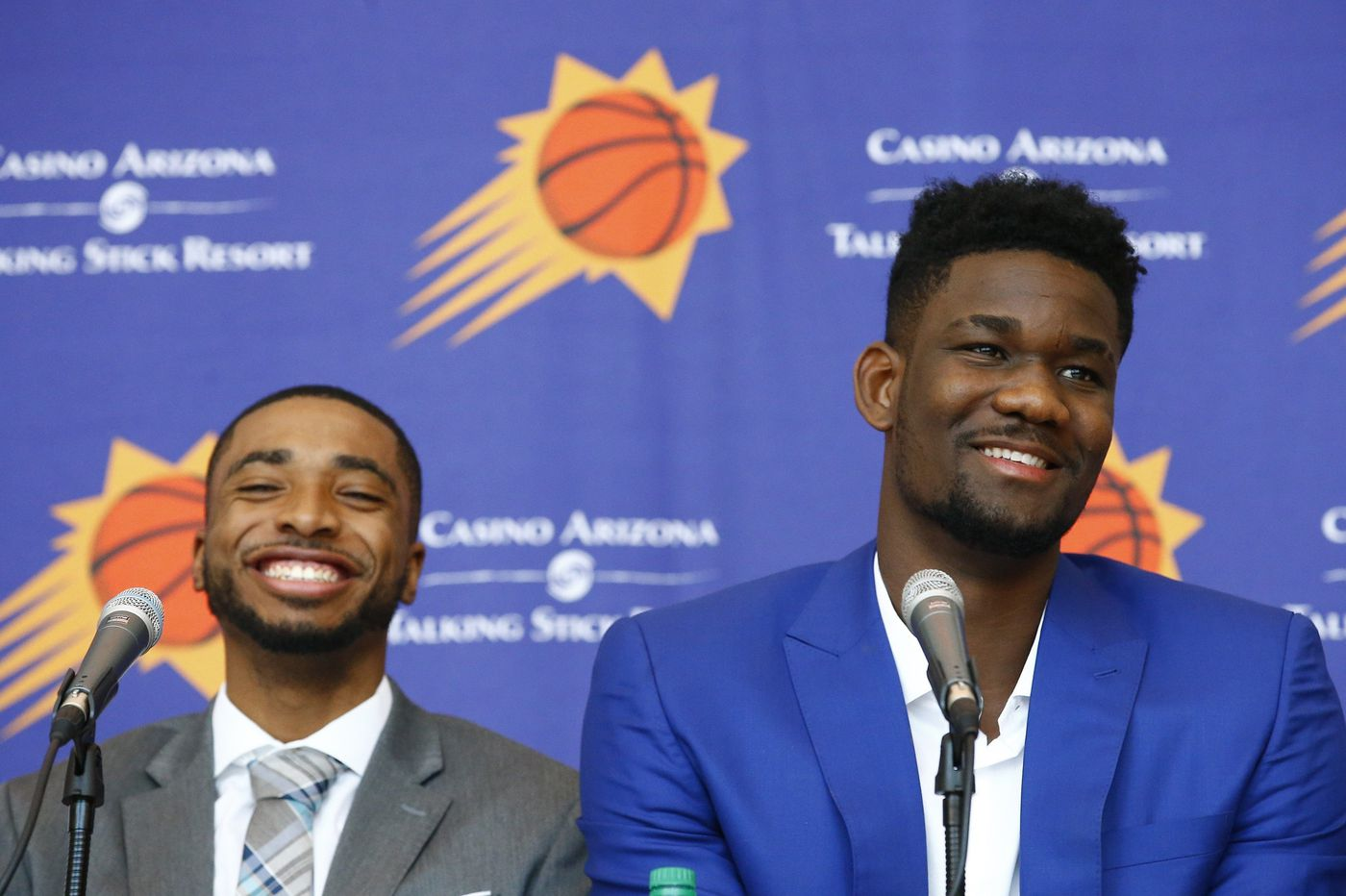 Sixers' traded draft pick Mikal Bridges flashes potential in summer league with Phoenix Suns