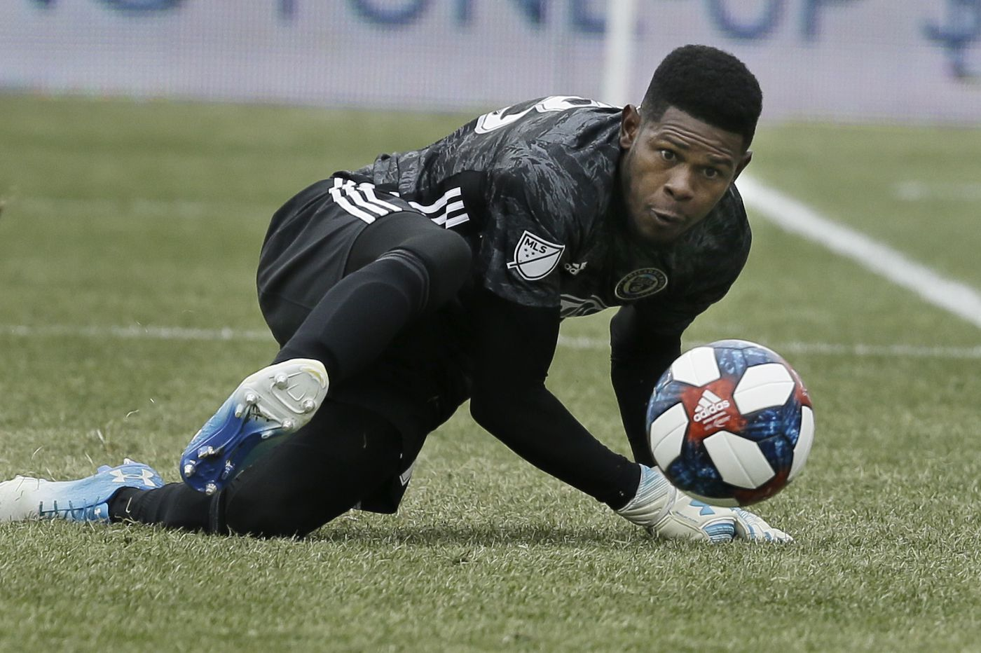 Andre Blake rebounds from viral Jamaica goalkeeping gaffe with shutout for Union