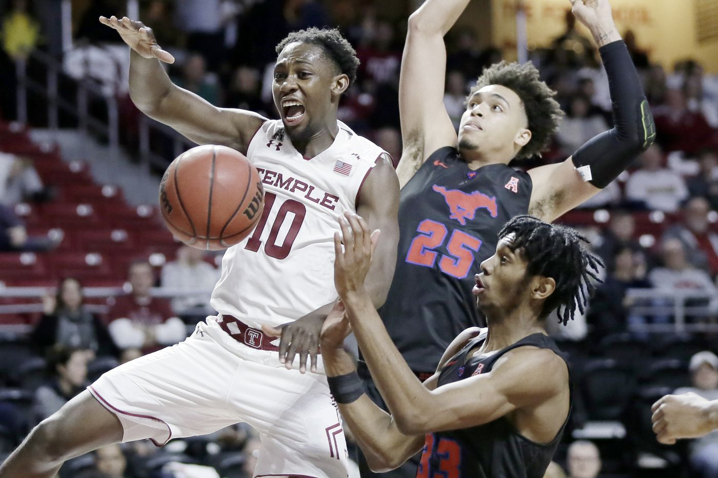 Foul shooting helped Temple complete OT sweep of South Florida