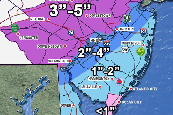 Bolaris: Winter not over yet; more snow coming