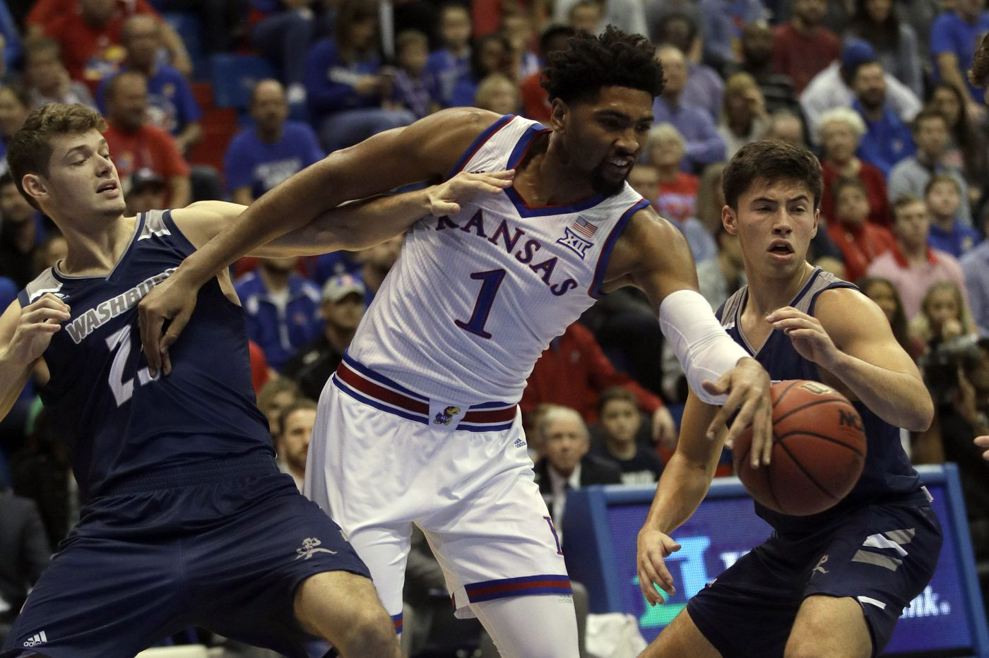 2018-19 college basketball preview: Despite corruption convictions, don't expect much change — Kansas is favored to win