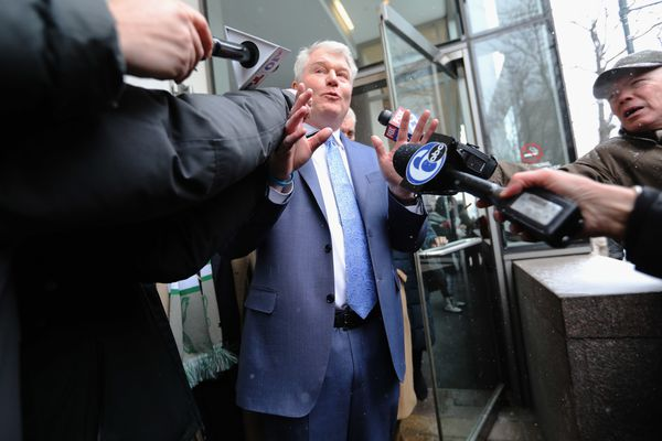 Philadelphia Mayor Kenney, business leaders talk past Johnny Doc's indictment   Joseph N. DiStefano