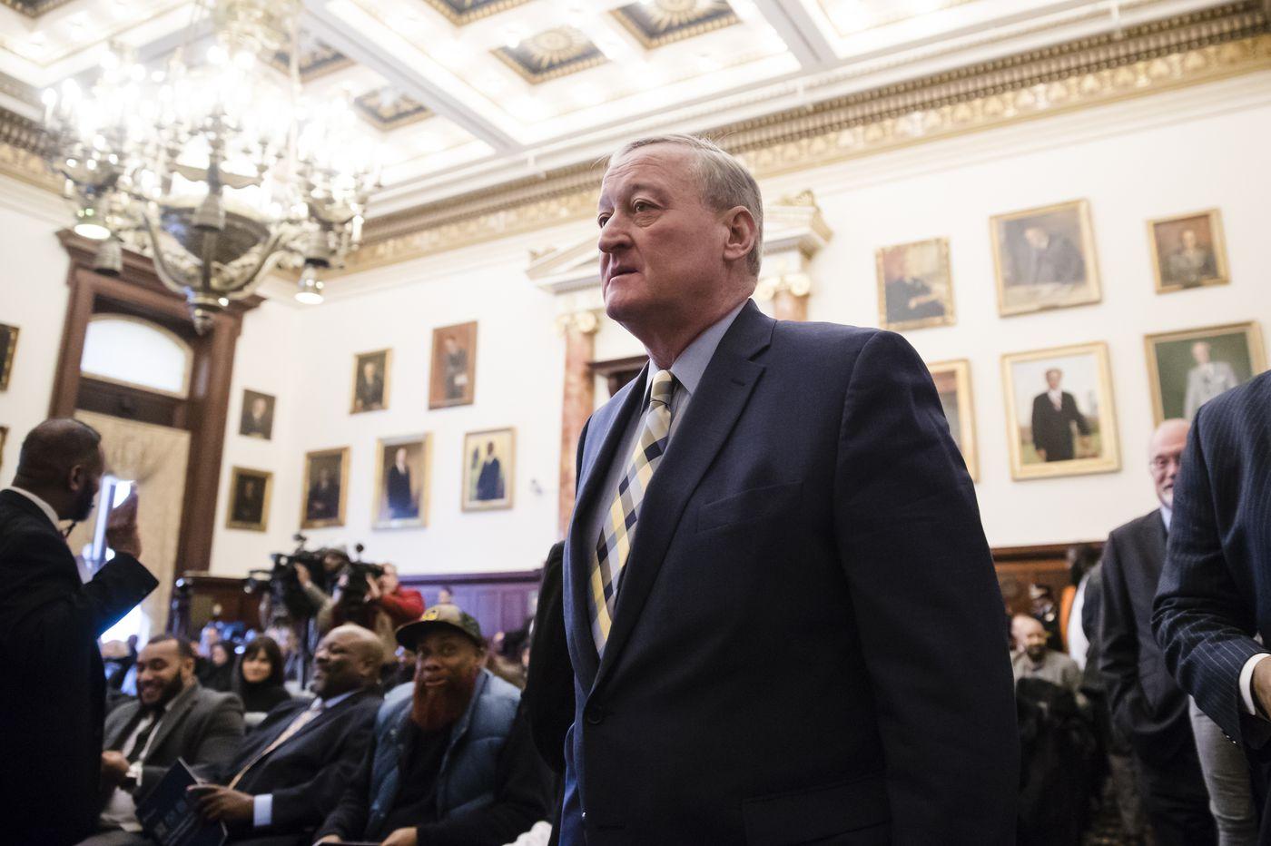 After bloody 2018, Philadelphia unveils gun violence plan