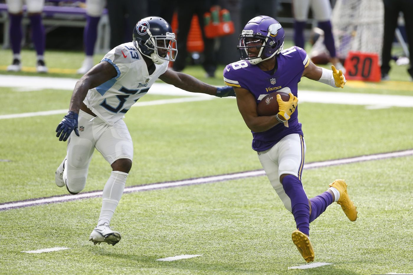 NFL Week 3: Observations, winners, losers and Justin Jefferson's breakout game