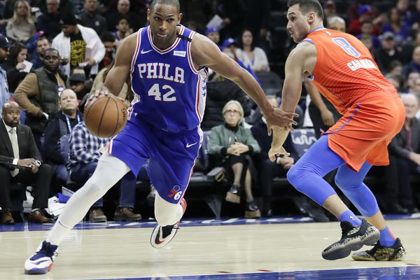 Sixers podcast: Al Horford isn't the problem