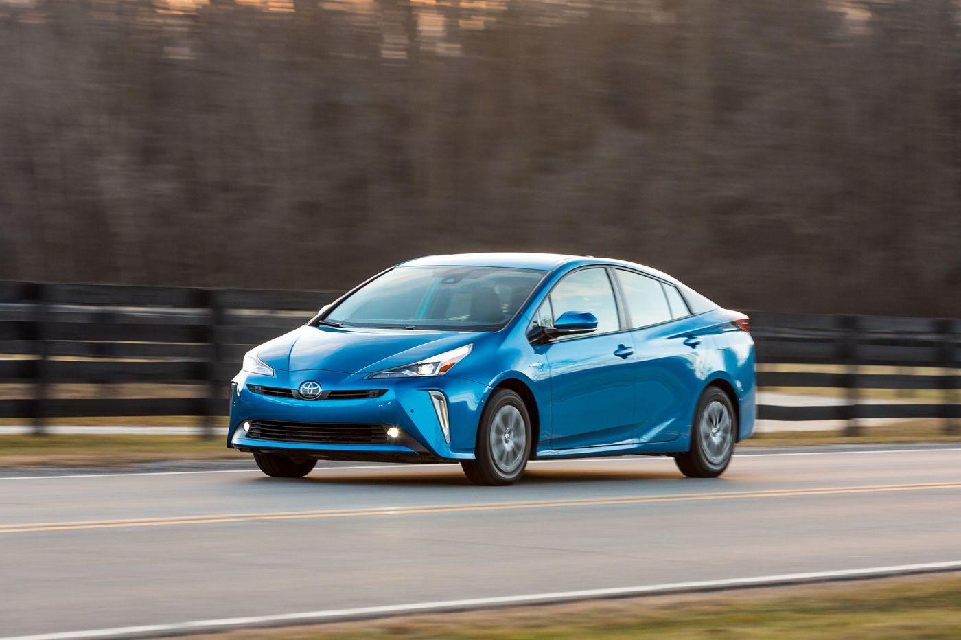 A grippy Prius may add traction, but will we ever know?