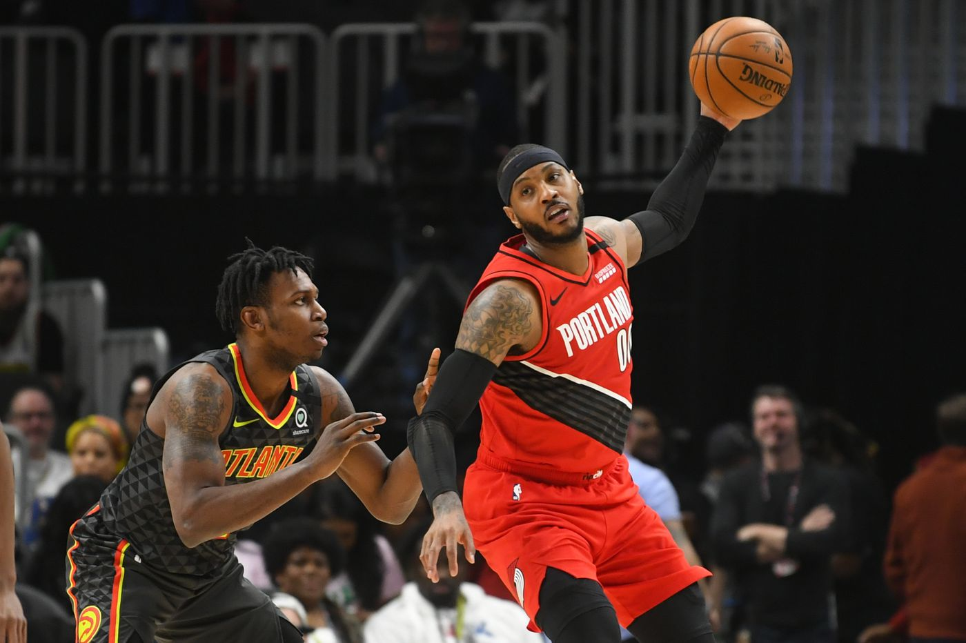 Latest sports news: Could Carmelo Anthony have been the Pistons' missing piece? Khabib-Ferguson (surprise!) canceled again