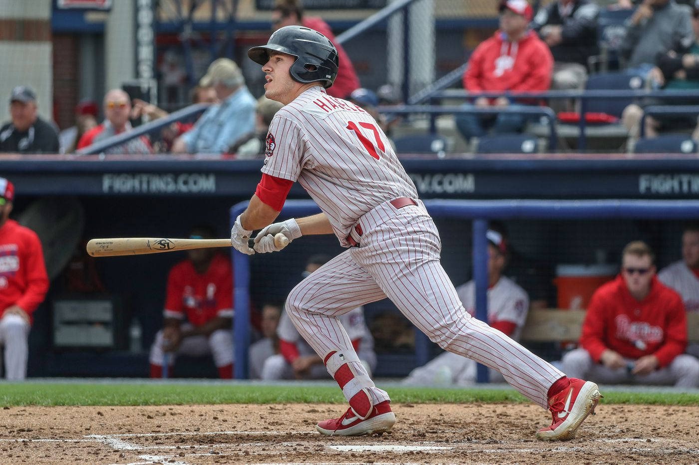 Phillies promote prospect Adam Haseley to triple-A Lehigh Valley