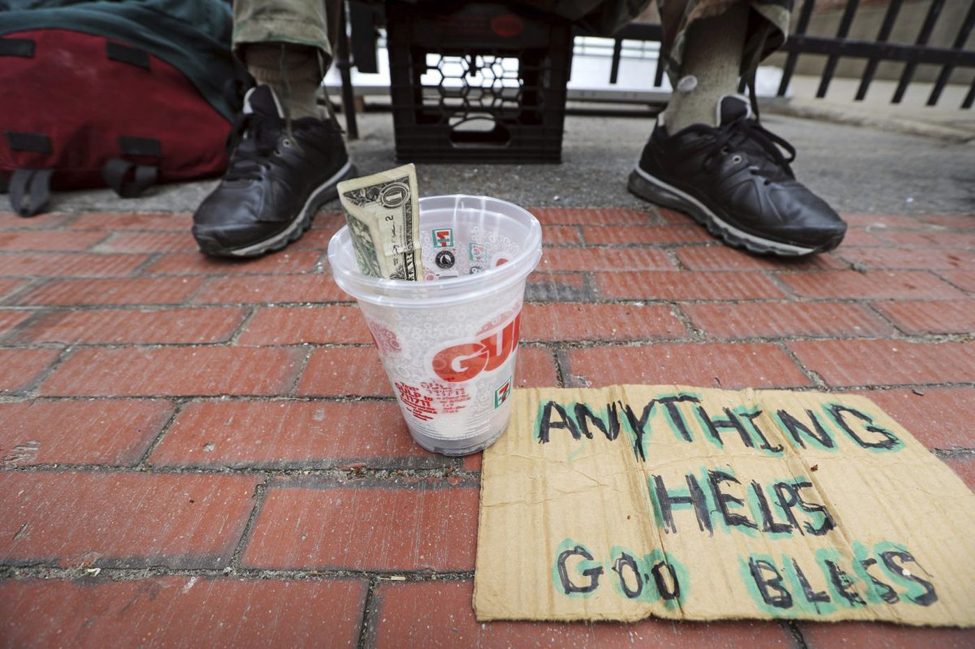 Homelessness down in Montco