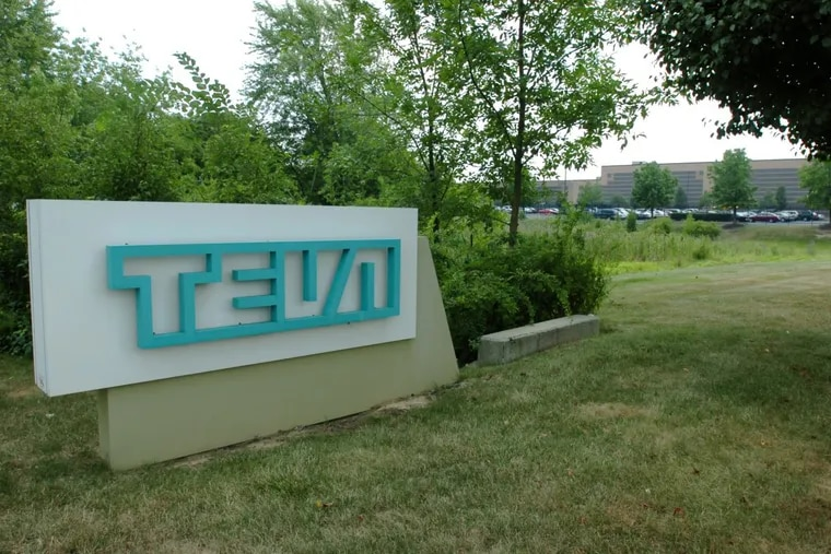 Teva Pharmaceuticals North America headquarters in North Wales, Montgomery County.