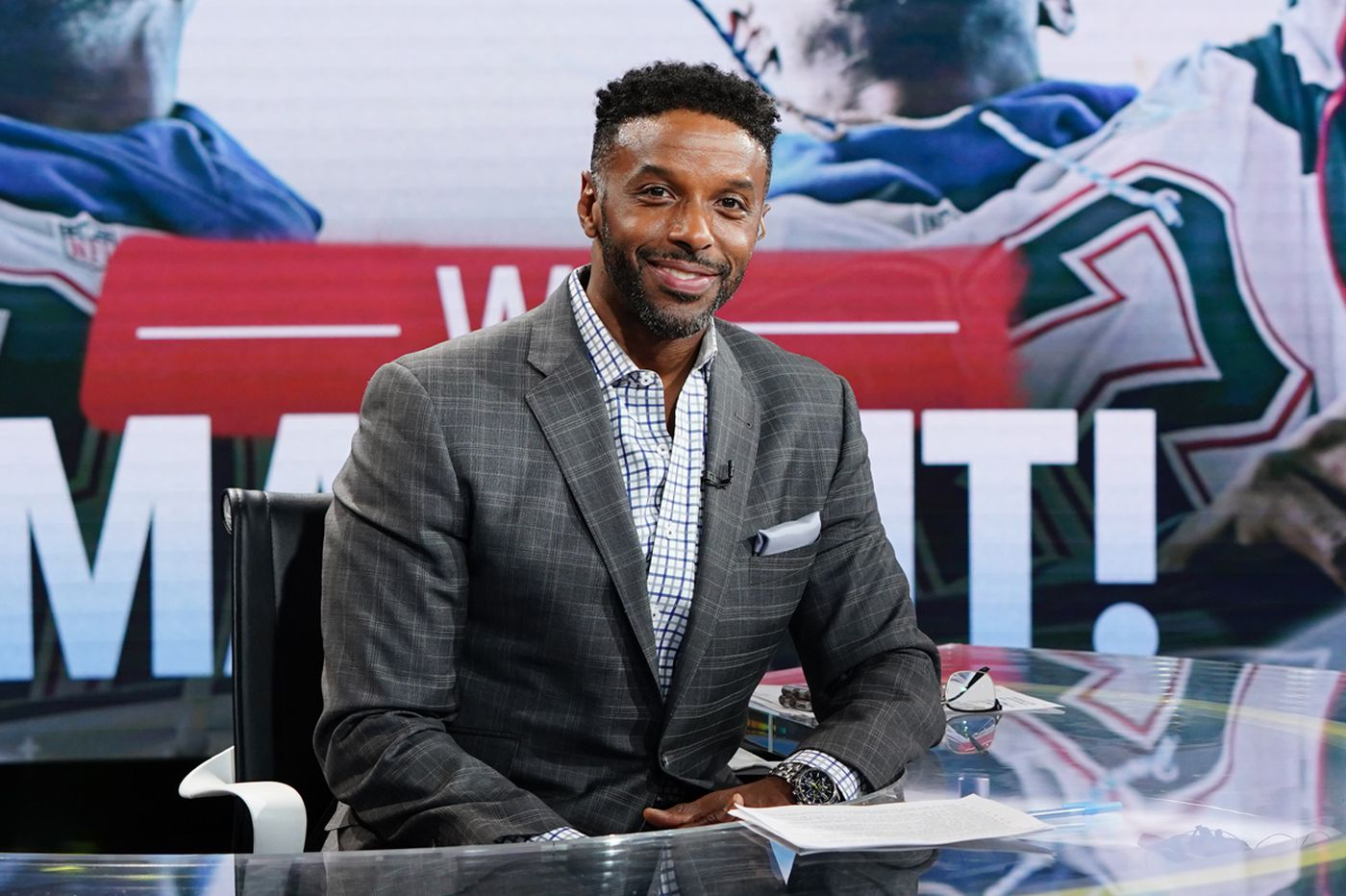 Philly Native Ryan Smith In The Spotlight At Espn As Bob Ley Remains On Sabbatical