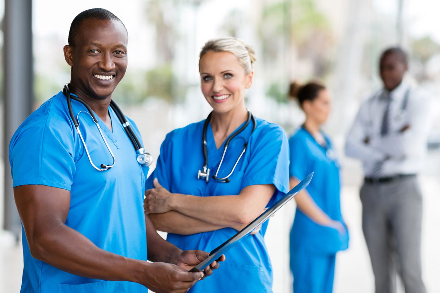 Opening the healthcare profession pipeline for every student in Philadelphia