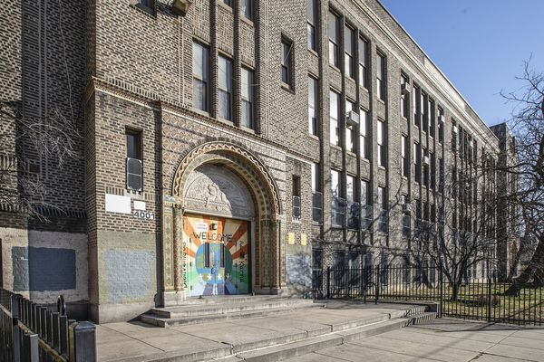 Hopkinson Elementary closed indefinitely for asbestos, lead paint cleanup
