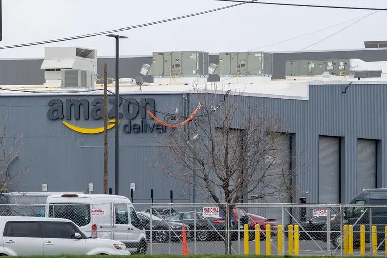 Amazon now encircles the Philadelphia region with over 50 warehouses