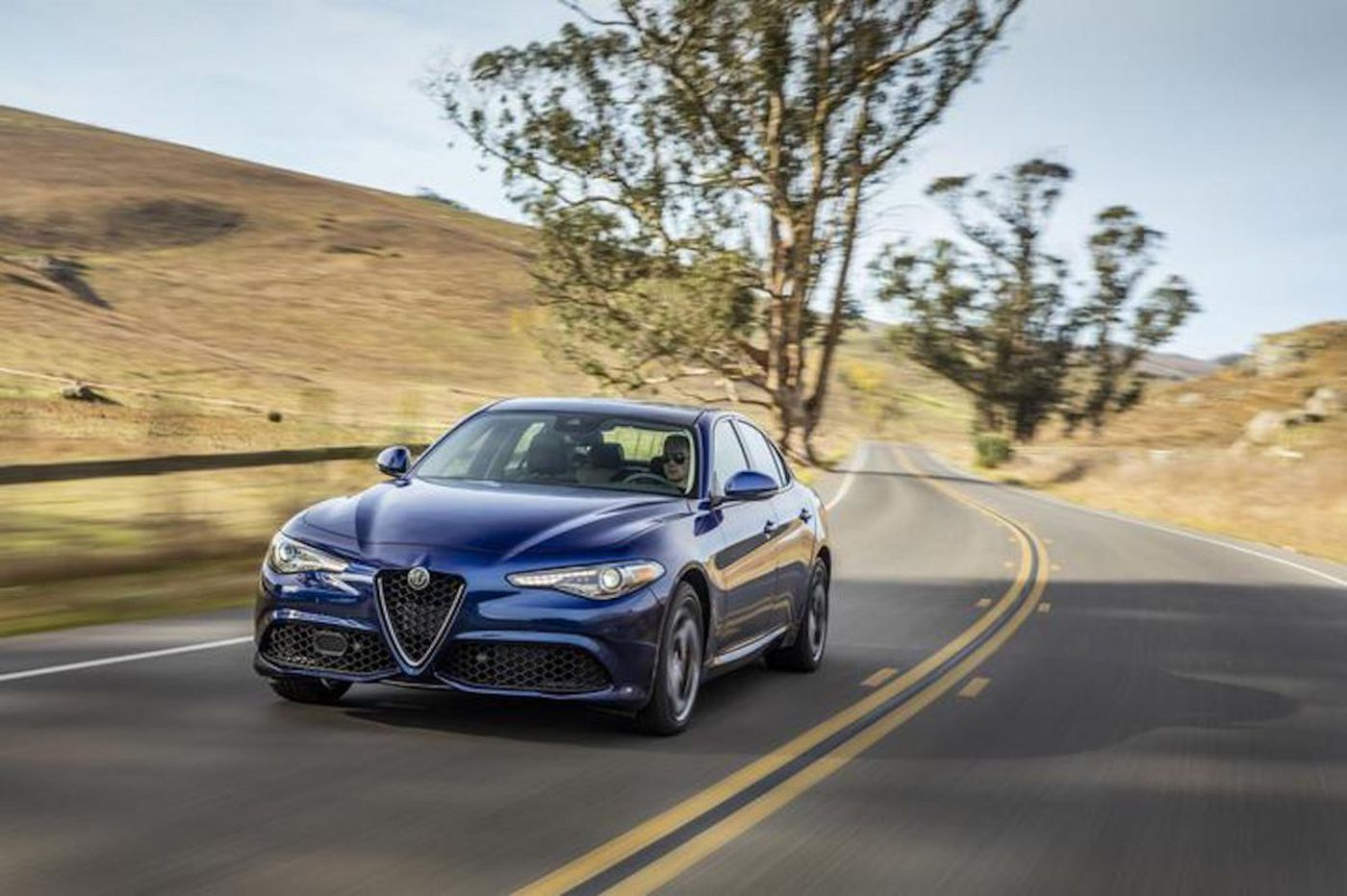 Can a lesser Giulia match the Quadrifoglio?