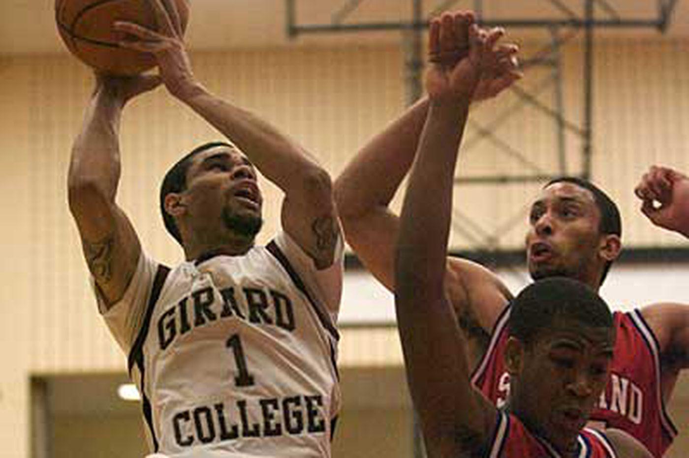 Girard boys take on the challenge