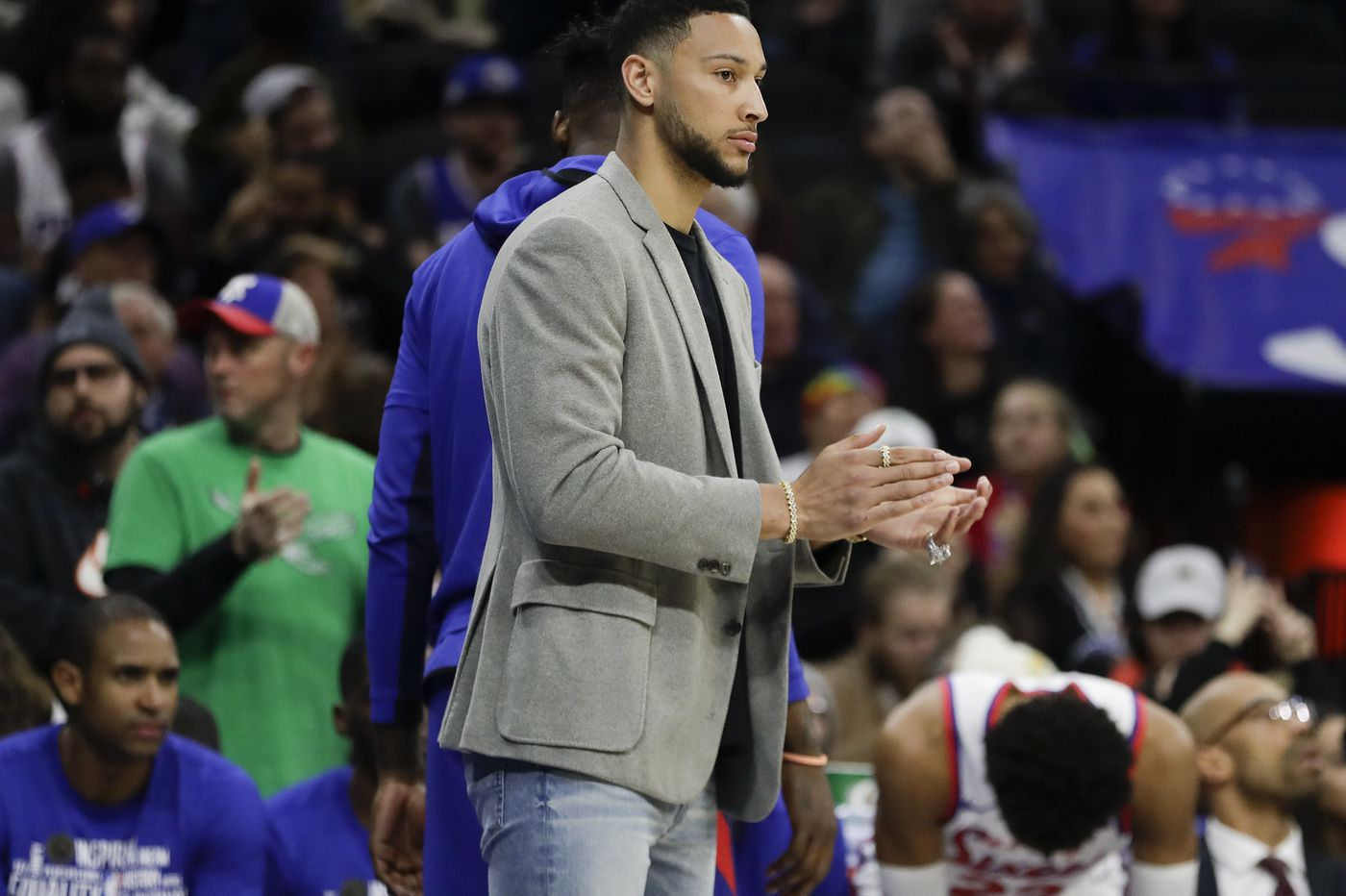 Ben Simmons probable for Sixers vs. Bucks game in Milwaukee