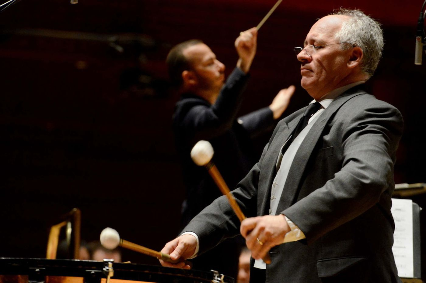 Philly Orchestra performs 2 new concertos - unusual but engaging