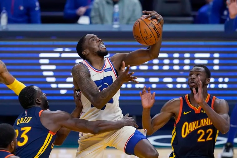Philadelphia 76ers guard Shake Milton is rising to the occasion in his sixth-man role this season under head coach Doc Rivers.