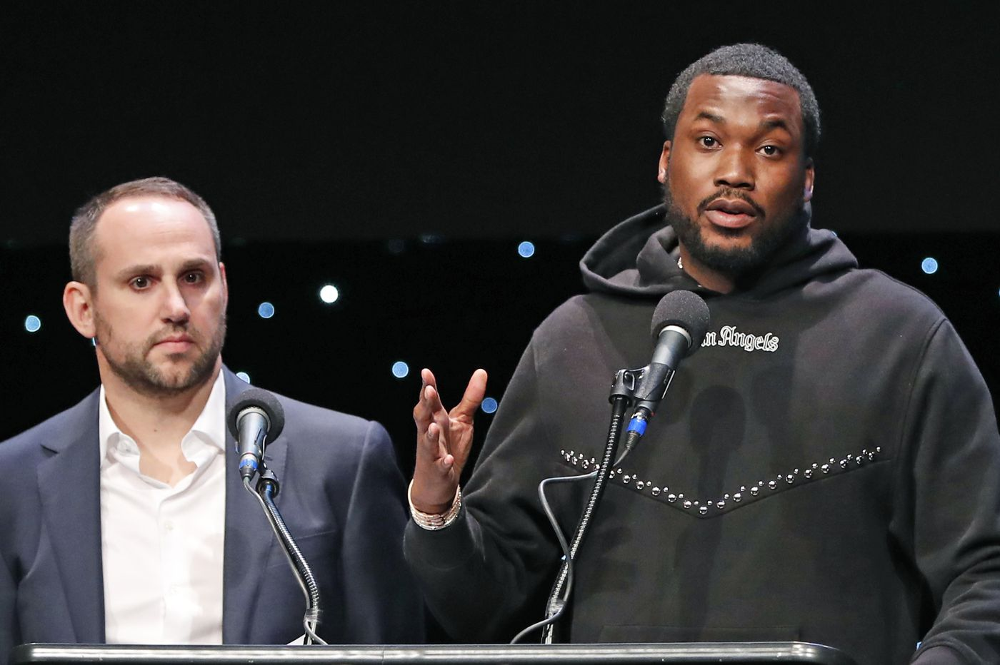 Sixers' Michael Rubin blasts judge in Meek Mill case for barring travel to playoff game