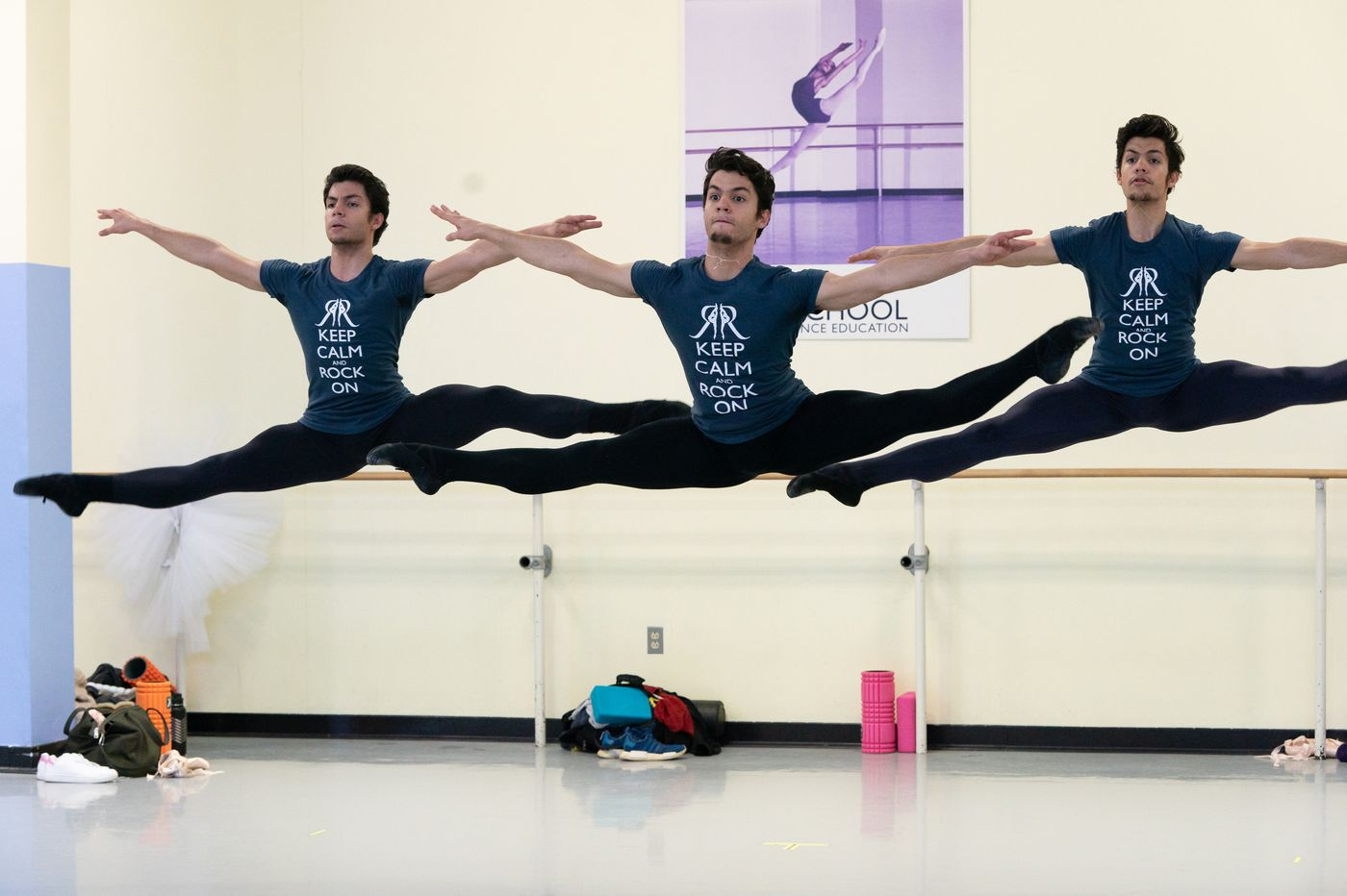 Cuban triplet dancers are set to leap onto Philadelphia's ballet scene … and then the world's