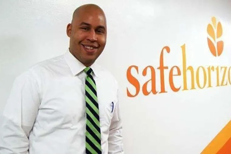 Hans Menos, who developed victim assistance programs in New York City with the company Safe Horizon, will take over as executive director of Philadelphia's Police Advisory Commission in October.