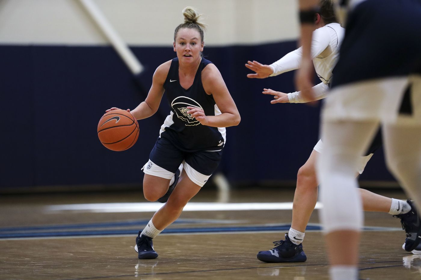 Villanova's Kenzie Gardler breaks family's St. Joseph's basketball tradition | Mike Jensen