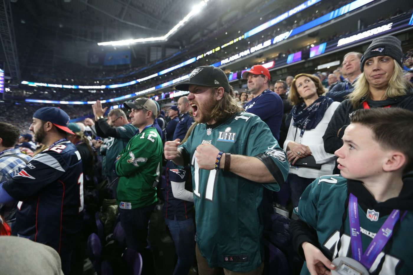 Eagles' Super Bowl gives Philadelphia a champion in its own likeness | David Murphy