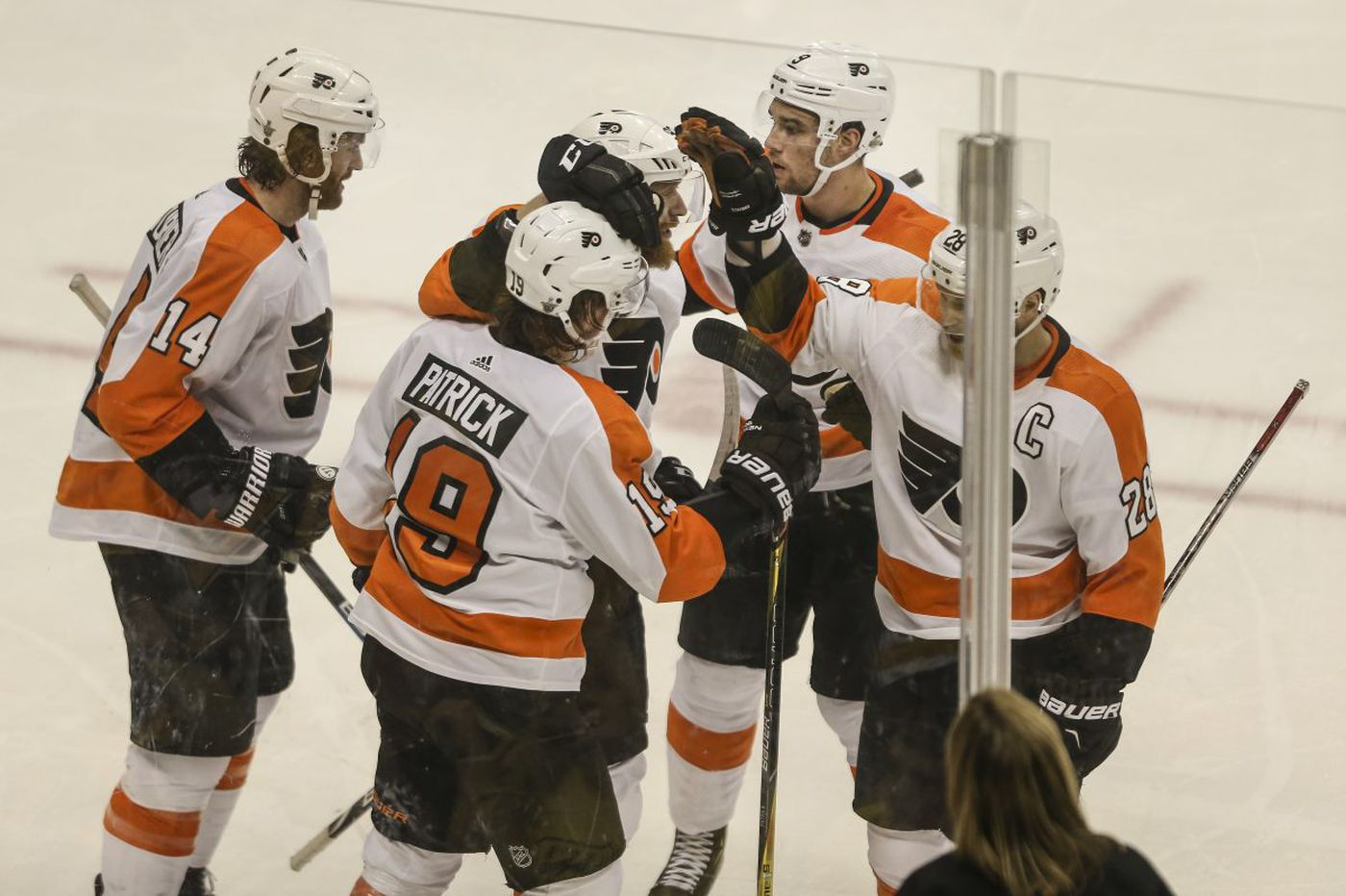 Despite early NHL playoffs exit, Flyers' future looks bright