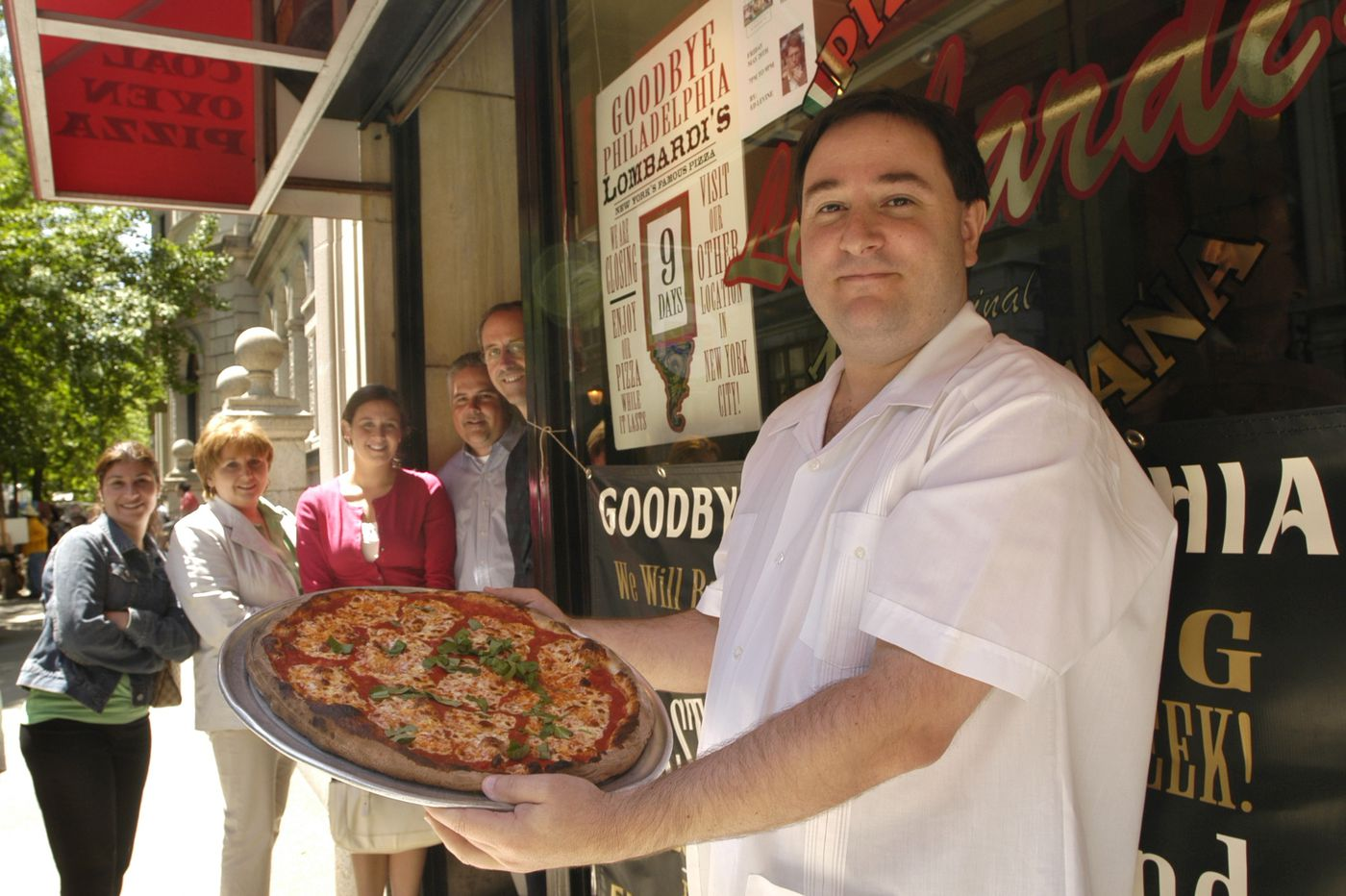 Pa. gaming board rejects Lombardi's Pizza for alleged mob ties