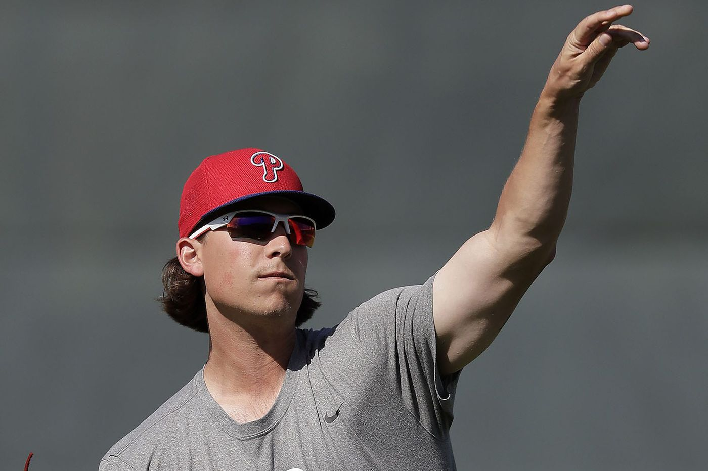 South Jersey native Jeff Singer working his way toward Phillies