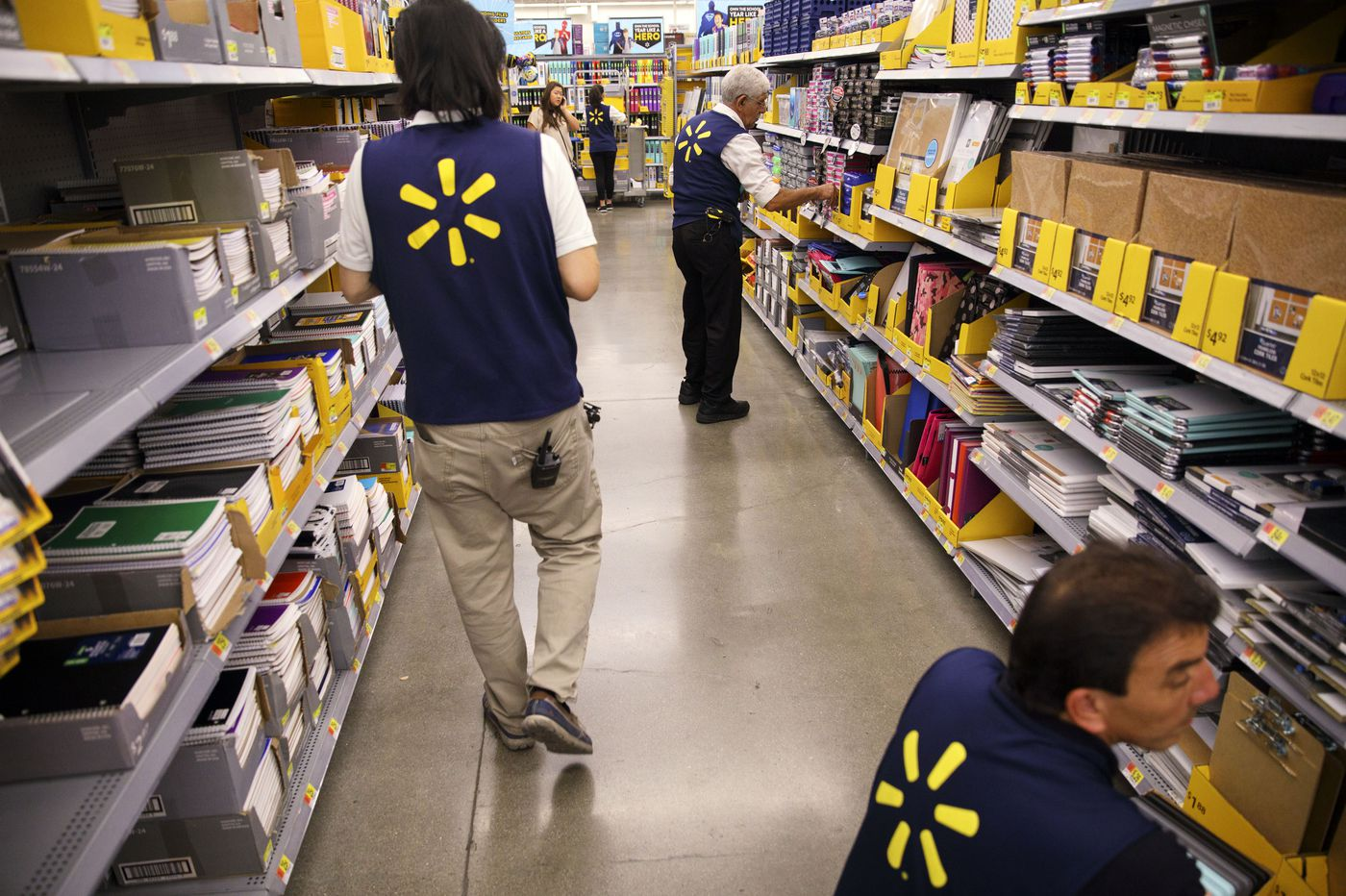 Why some workers think Walmart's pay-in-advance app is a lousy deal
