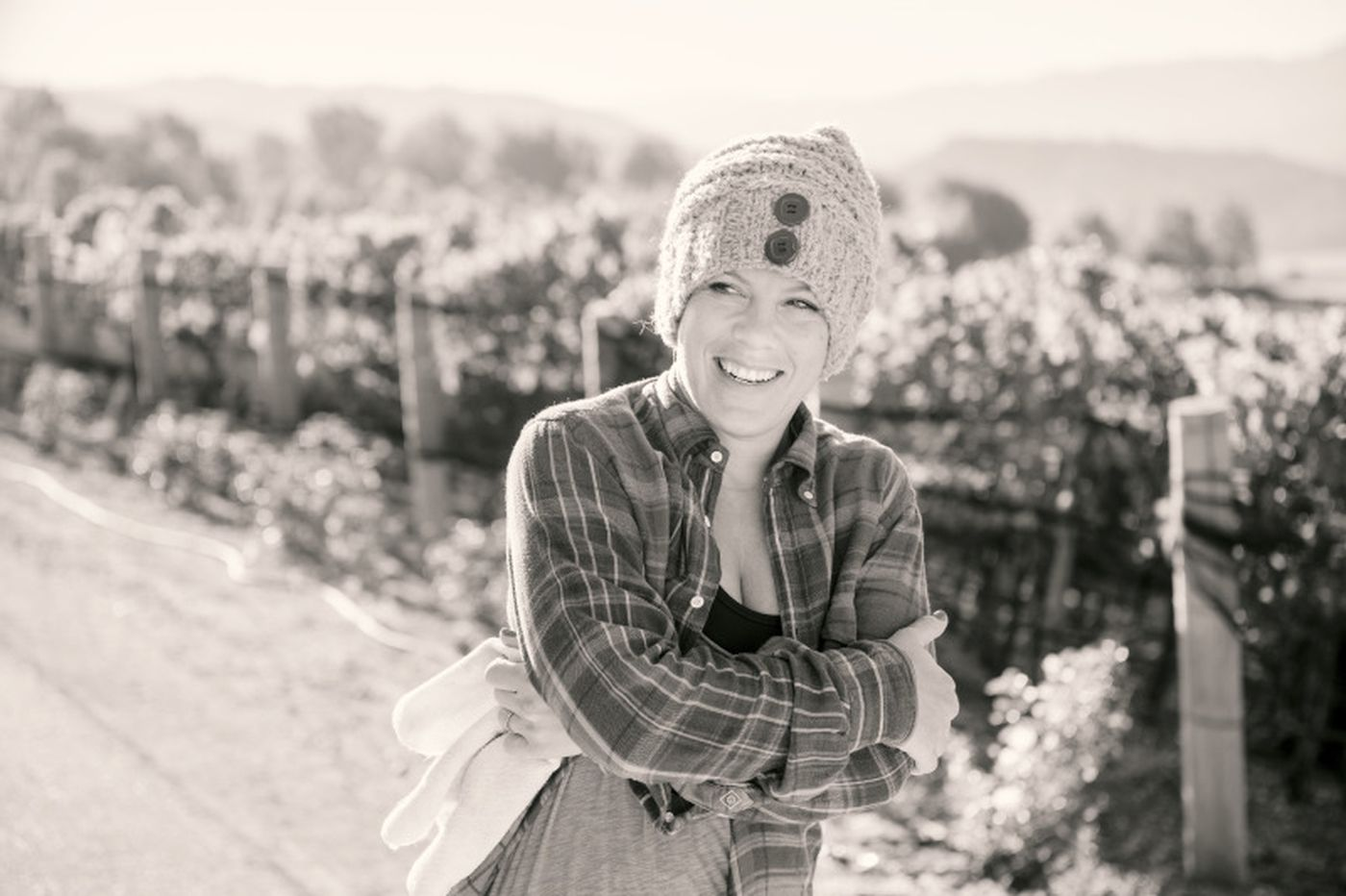 Pink secretly made wine for 5 years. Now she's gone public.