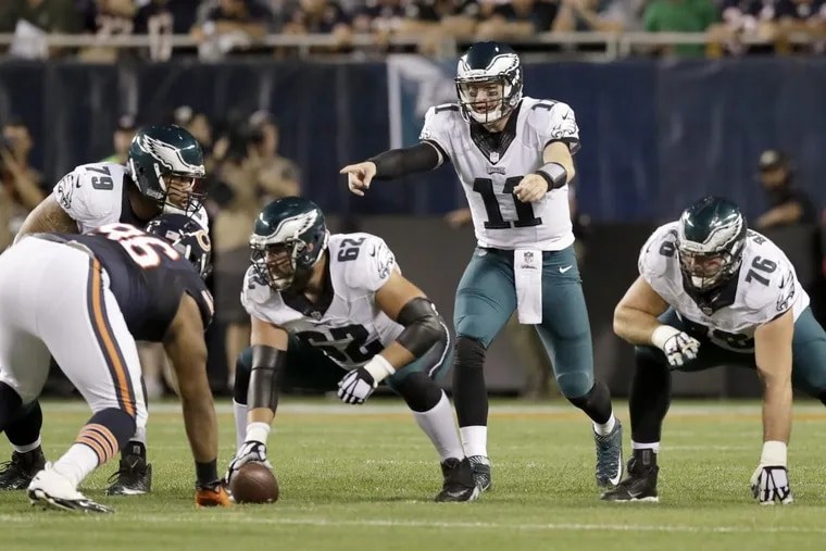 The Philadelphia Eagles defeated the Chicago Bears last year at Soldier Field. The teams meet again this season at Lincoln Financial Field in Week 12.