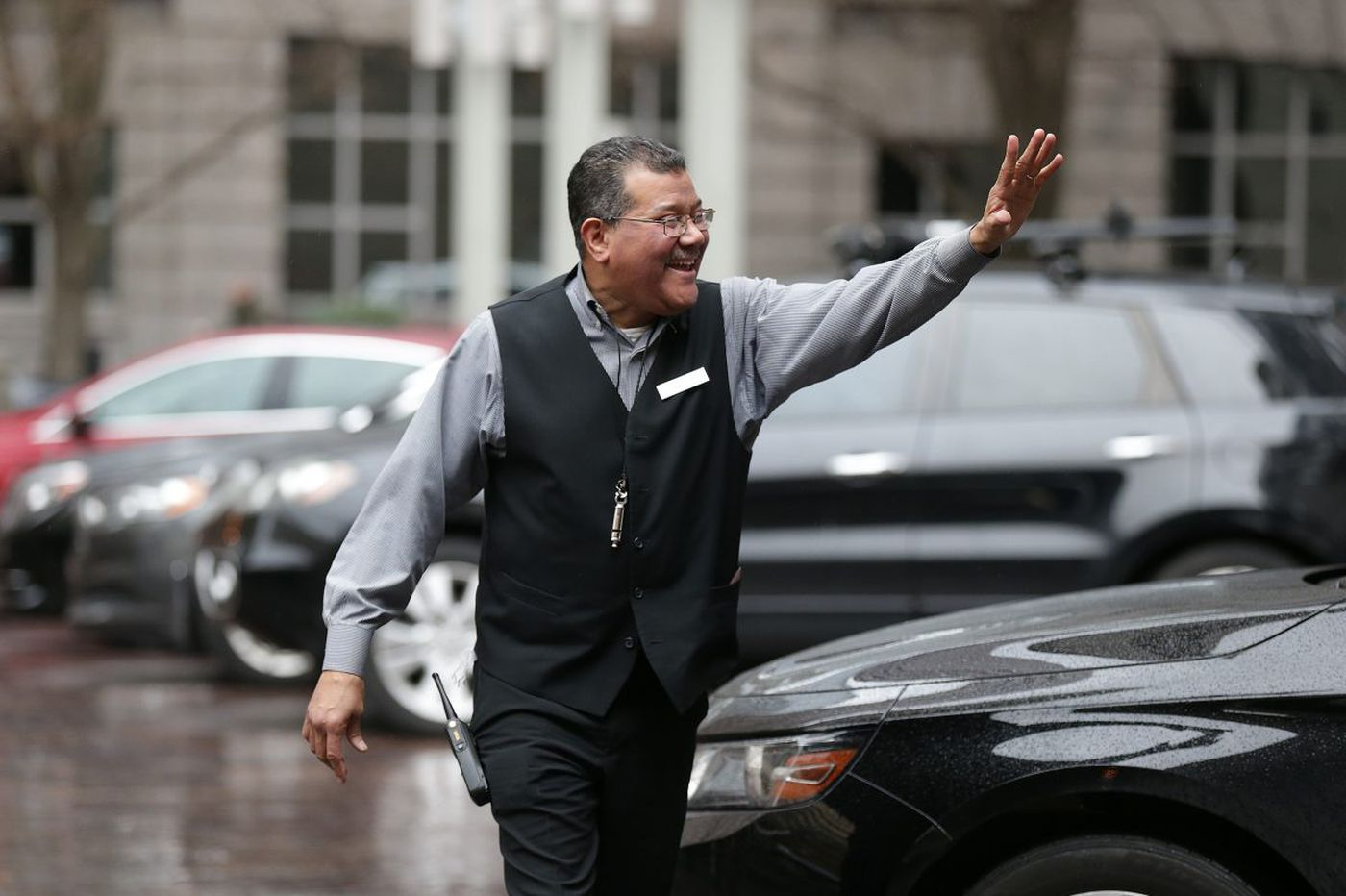 For 35 years, Logan Hotel doorman has had a window into Philly | We the People