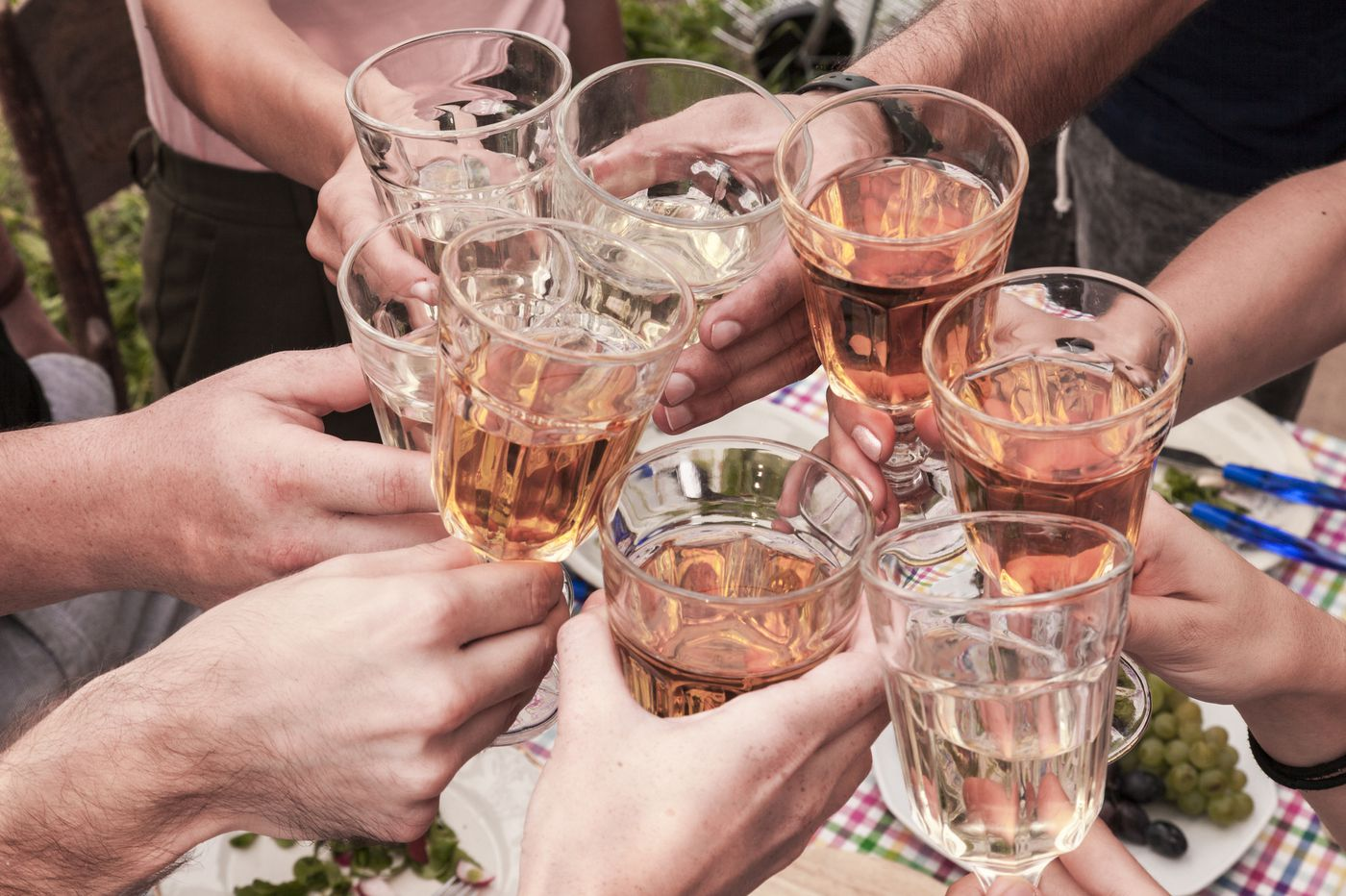 How rosé wine turned around its cheap, overly sweet reputation