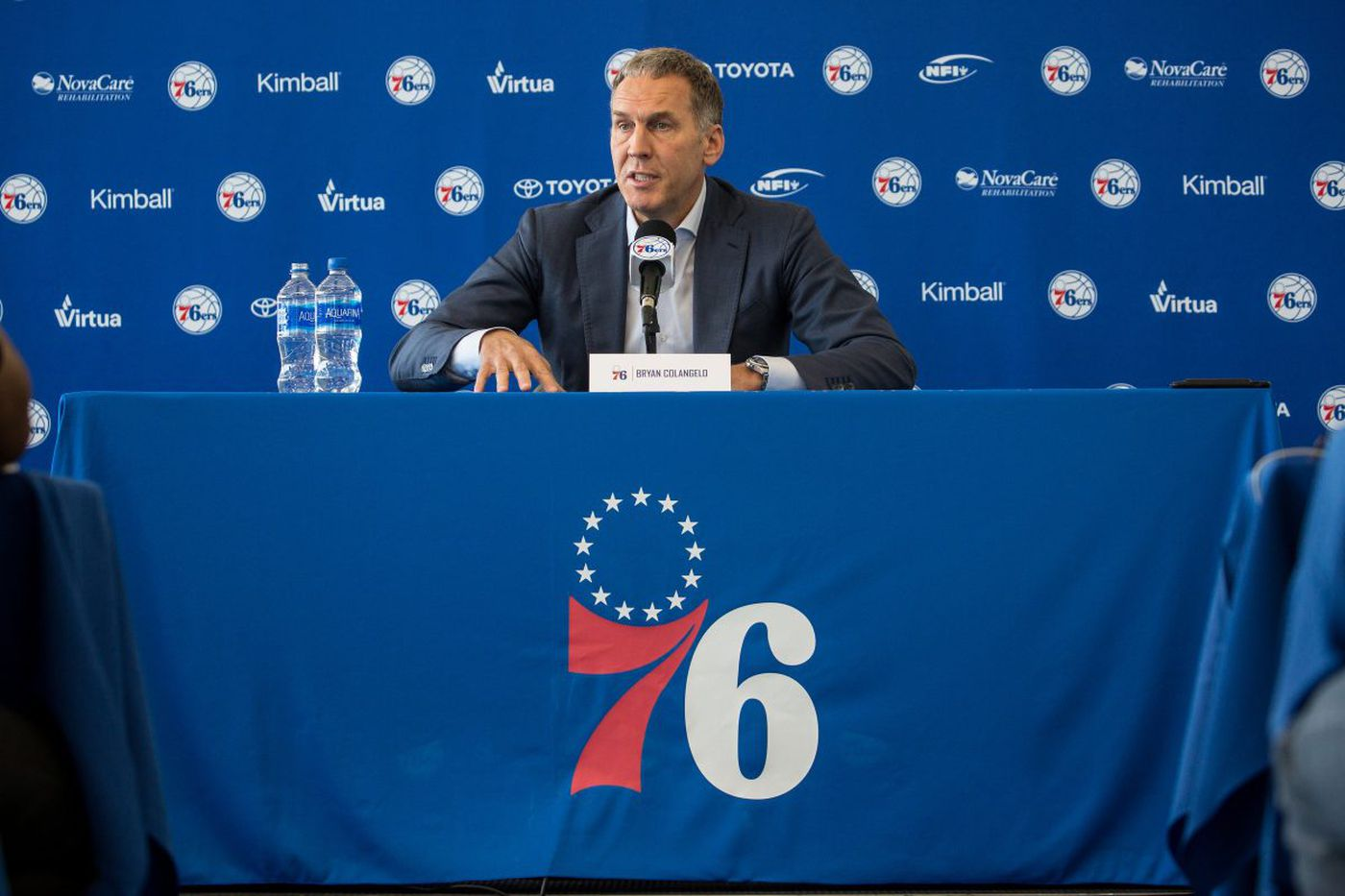 Sixers get 10th overall pick in the 2018 NBA draft lottery via Lakers