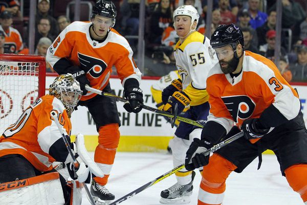 Flyers miss Radko Gudas' physical play