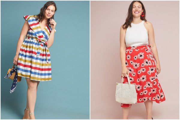 Anthropologie launches a plus-size collection in stores | Elizabeth Wellington