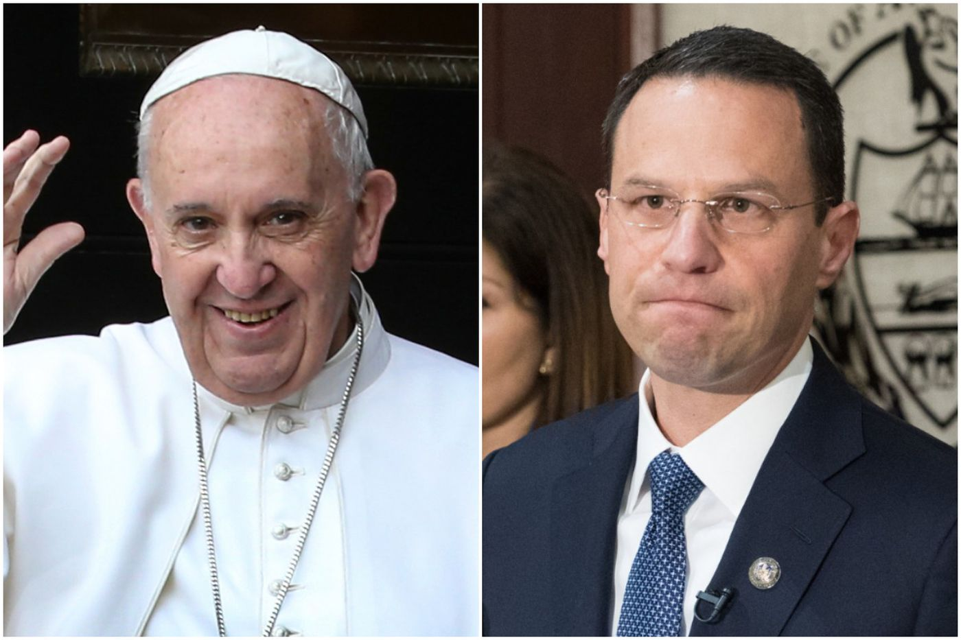 AG Josh Shapiro asks Pope Francis for help in Pa. clergy sex abuse case