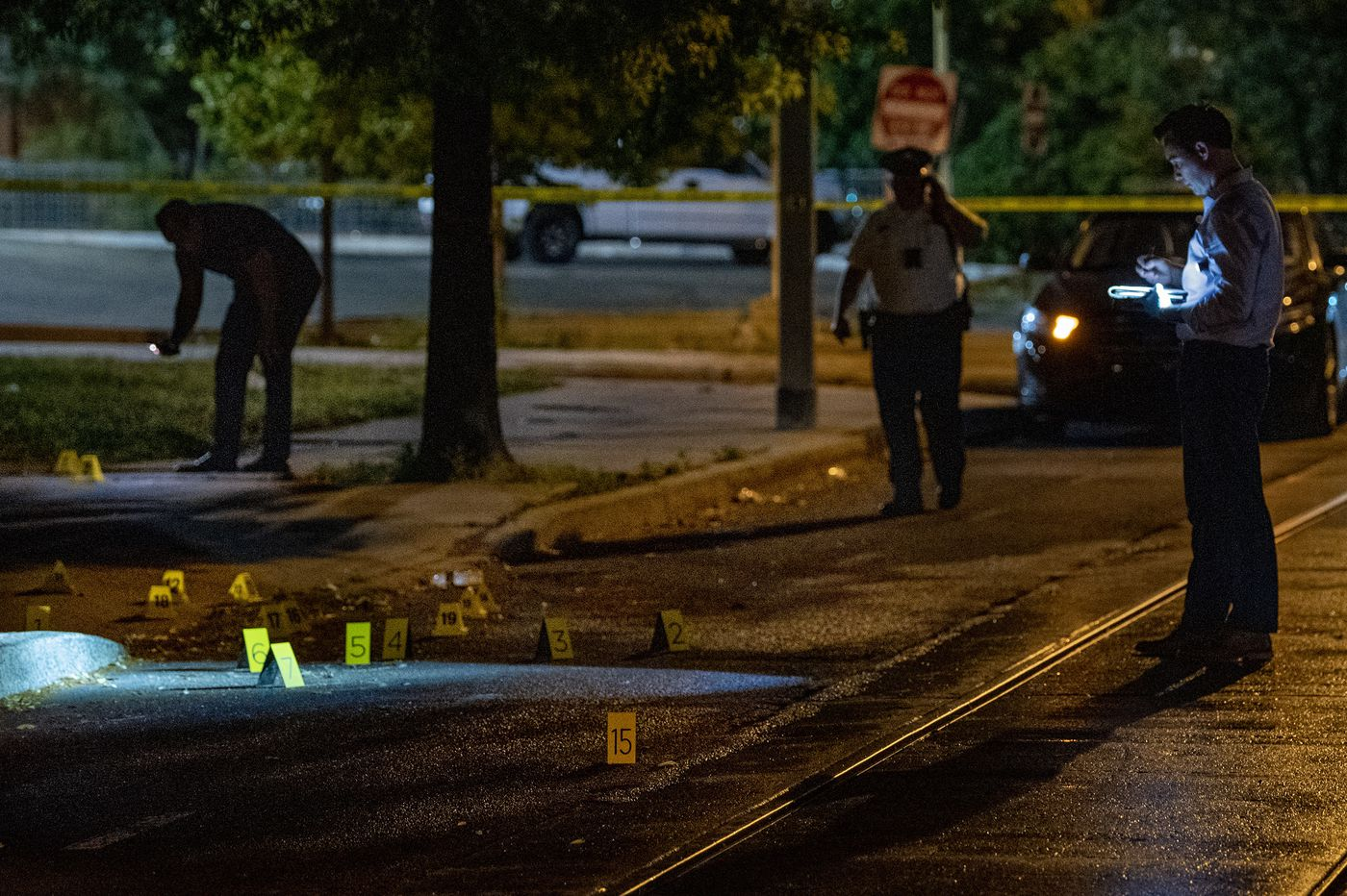 2 teens shot in North Philly, one of them 17 times