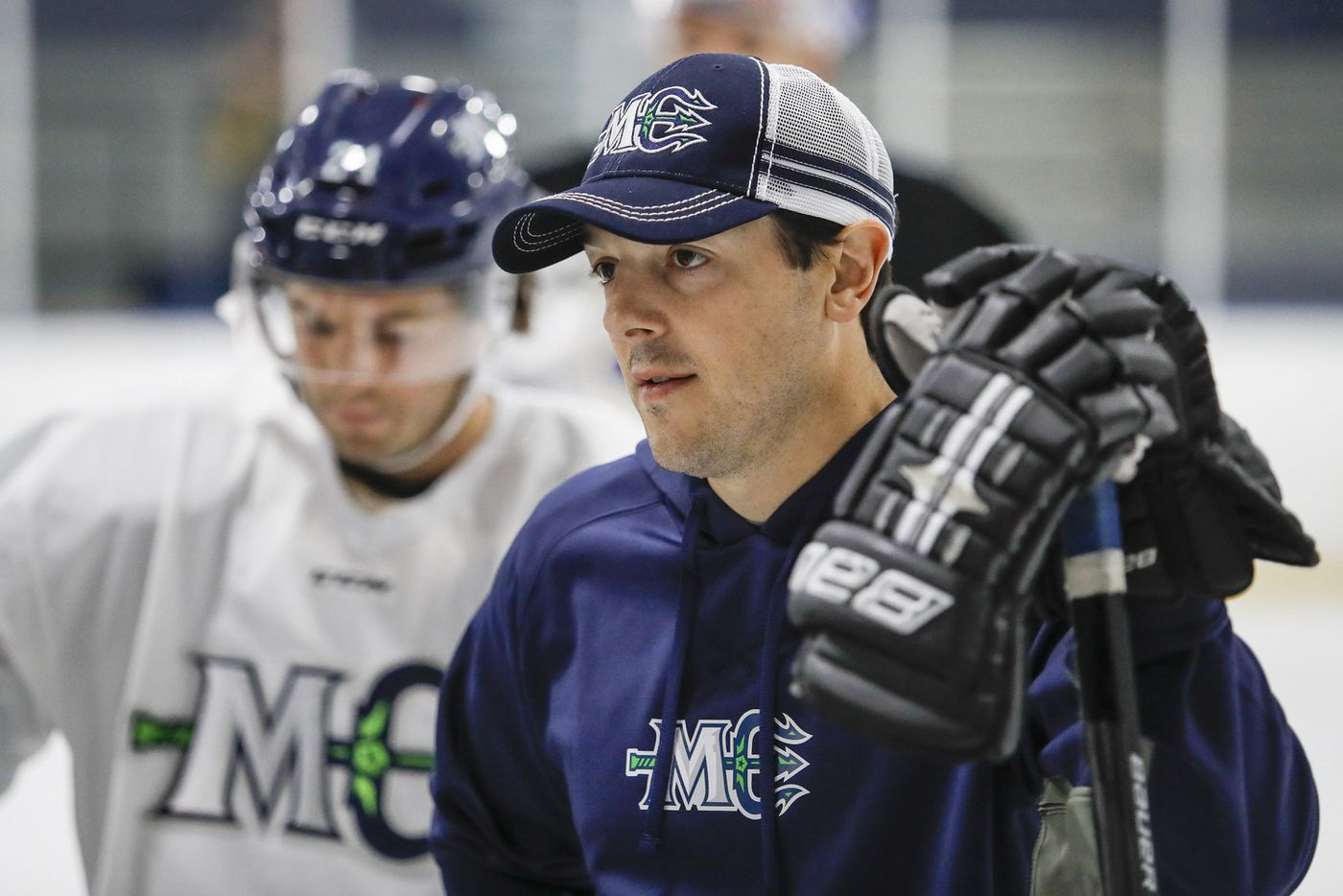 ECHL: Former Flyer Danny Briere Finds New Life Reviving The Mariners Of Maine