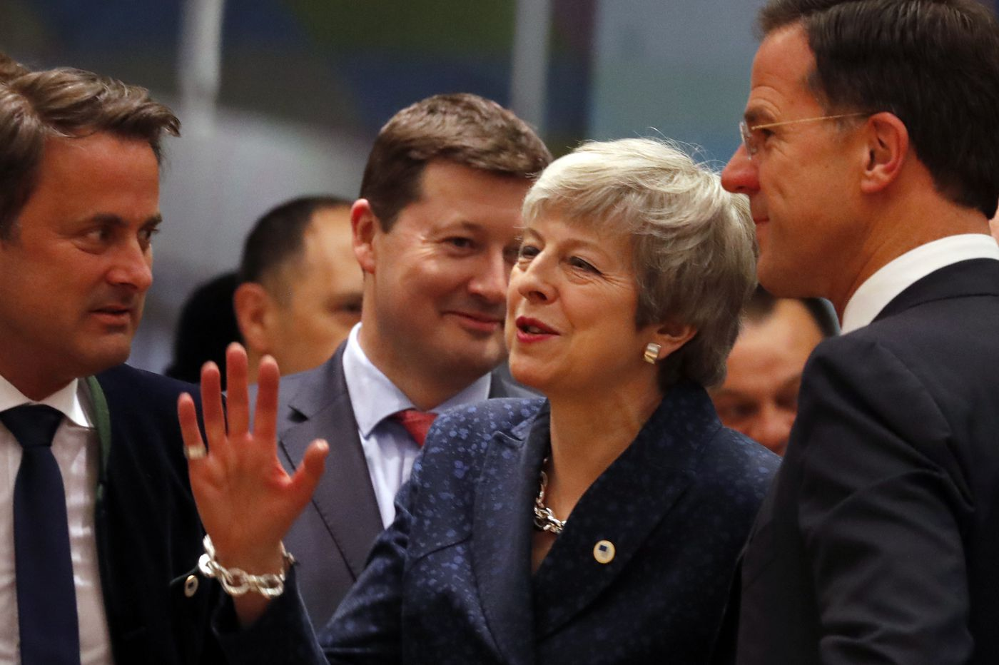 Europe offers U.K. more time to leave the bloc