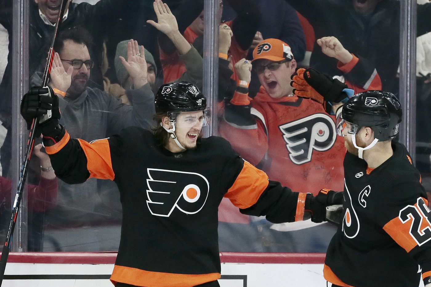 Flyers Travis Konecny and Brian Elliott pick their most skilled teammates   On the Fly