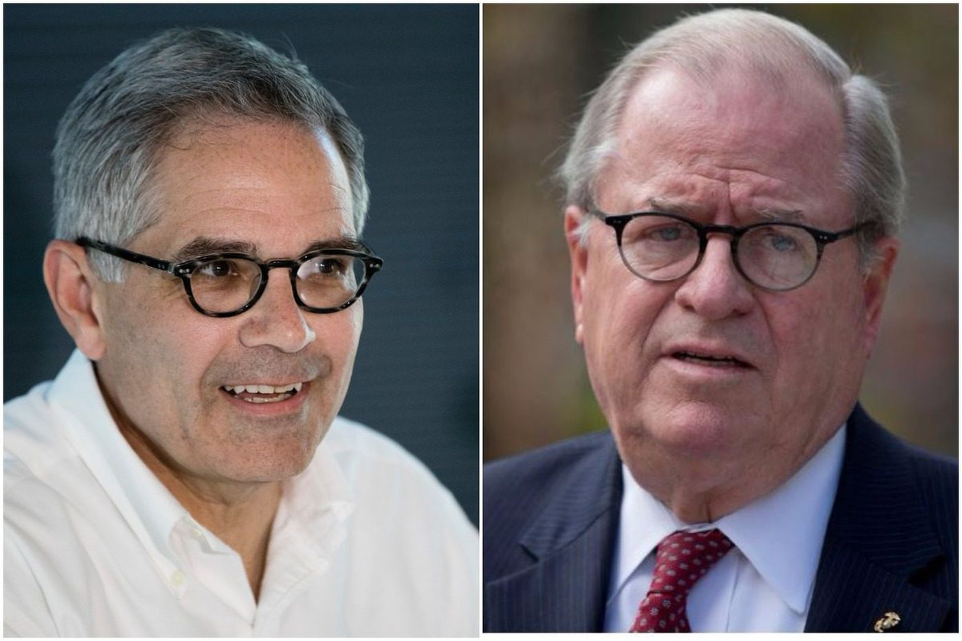 Clout: Krasner seeks Castille's advice on how to run Philly DA's Office