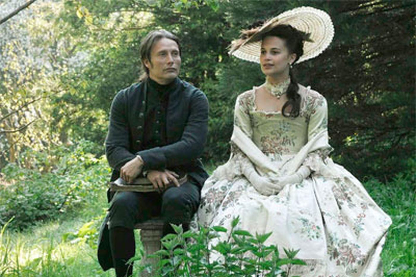 'A Royal Affair': Illicit love in 18th-century Danish court