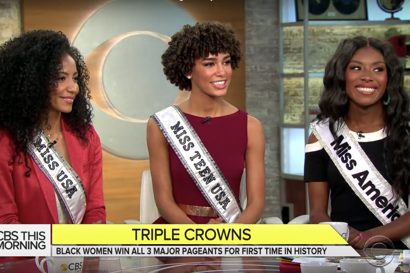 America's beauty queens are all black. So why do we still need natural hair laws? | Elizabeth Wellington