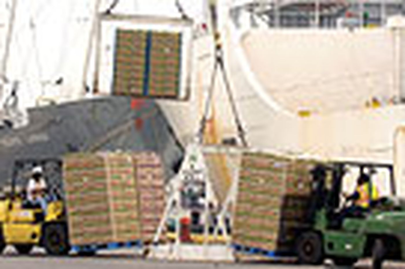 Del Monte to shift port cargo from Camden to Gloucester